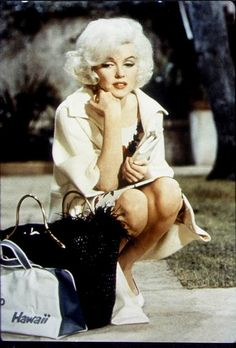 Such a beautiful Marilyn.