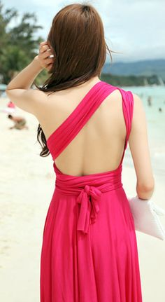 Wear this dress 4 ways