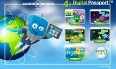 Digital Passport: Common Sense Media