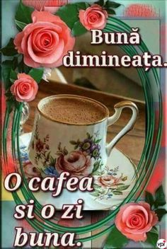 Good Day Wishes, Happy New Year Gif, Good Morning, Tea Cups, Lily, Coffee, Tableware, Clara Alonso, Facebook