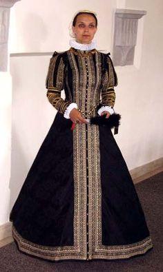 Tailor's - Sona, Lady's Spanisch costume, part 1