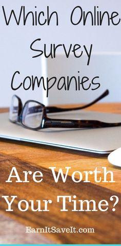 Online Surveys | Work at Home | Make Money Online