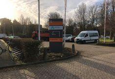 #parkeerbord #naambord #wayfinding #signing #reclame #bedrijfsreclame  #blsreclame