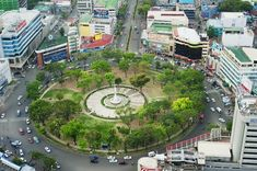 Fuente Osmena Circle in Cebu City Cebu City, City Photography, Philippines, The Good Place, Stock Photos, Amazing, Places, Pictures, Closer