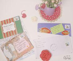 Os Projetos de Cartas que Eu Participo | Que se Ame