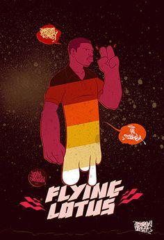 MySpace.com - Flying Lotus - WINNETKA, California - Hip Hop / Experimental / Indie  - www.myspace.com/flyinglotus