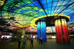 Formosa Boulevard Station, Kaohsiung (Taiwan)