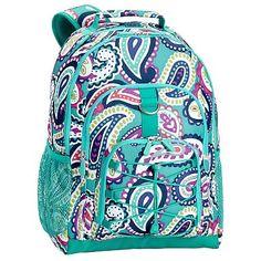 bda9061f48 Gear-Up Pool Paisley Backpack  pbteen Cute Backpacks