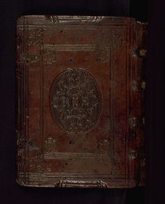 Illuminated manuscript, Prayer book of Bishop Leonhard von Laymingen of Passau, Binding,