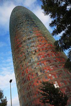 Barcelona Torre Agbar II |