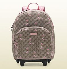 ShopStyle  Gucci Trolley Backpack Gucci Kids 55e85bf50d042