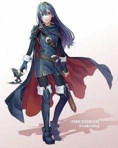 Fire Emblem: Awakening Lucina, Pixiv