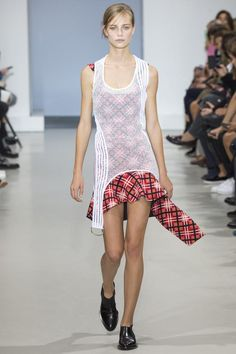 Paco Rabane at the fashion week, spring/summer collection 2015!