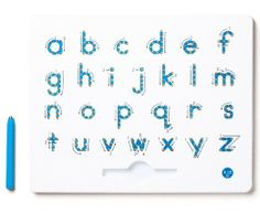 Amazon.com : Kid O a to z Magnatab (Lower Case) : Magnetic Letters And Numbers : Toys & Games