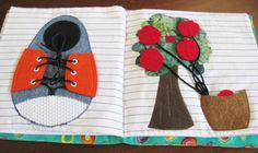 LOVE THIS!!! Busy Book, Quiet Book, Activity Book for Toddlers and Preschoolers - READY TO SHIP