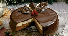 Crystal Farms Cheese offers this decadent, sweet, rich and easy chocolate cheesecake recipe featuring our Wisconsin Original Cream Cheese.