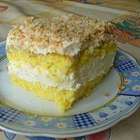 Ciasto rafaello na zniewalajacym biszkopcie My Favorite Food, Favorite Recipes, My Favorite Things, Food Cakes, Bon Appetit, Vanilla Cake, Catering, Cake Recipes, Cheesecake