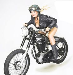 Girl on an old motorcycle: Post your pics! - Page 694 - ADVrider