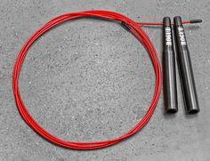 Lazos, necesarios para diferentes WODs. Se pueden adquirir en Fuerza CrossFit a $30.000