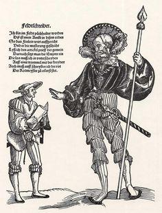 Der Fedtschreiber (1535)