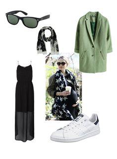 Wunderschönes Outfit für kühle Frühlingstage <3