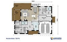 House Plans, Floor Plans, Windows, Flooring, Architecture, Decoration, Home Decor, Ideas, Arquitetura