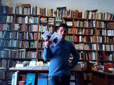 Intervista di Rebecca Mais a Giancarlo Di Maio e la sua libreria Dante & Descartes a rischio chiusura a Napoli