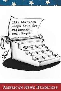 Jill Abramson Replaced as NYT Executive Editor
