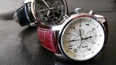 Seiko SNDC3 Chronograph in Black or Brown & Beige   20 Great Looking Watches Under $200 on Dappered.com