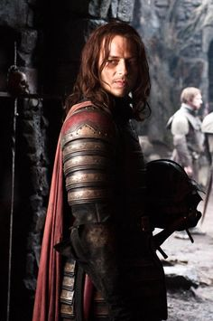 Jaqen H'ghar on Game of Thrones