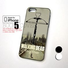 Walking Dead Daryl Dixon Bottle design for iPhone 5 Case
