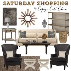 a casual eclectic living room in muted tones but lots of texture from homedecoratorscollection casual living room lots