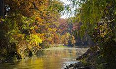 Medina River texas