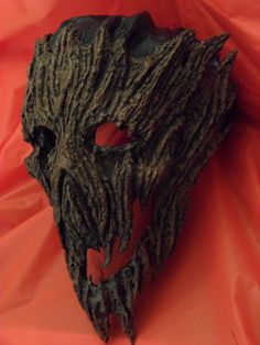 Woodweaver Mask by SylvanSmith