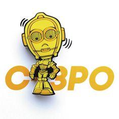 Star Wars C-3PO Mini 3D Light