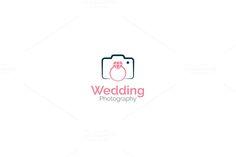 Wedding Photography Logo by Arslan on Creative Market
