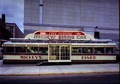"Where is the single most-filmed location in Minnesota? The iconic Mickey's Diner located in downtown St. Paul. Discover more film locations from some of your favorite movies like Grumpy Old Men,"" ""The Mighty Ducks"" and ""Purple Rain."" #OnlyinMN"