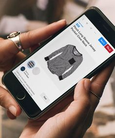 Buy buttons are more hype than reality so far: Forrester - Mobile Commerce Daily - Multichannel retail support Coin Shop, Mobile Shop, Shop Forever, Pinterest Marketing, Things To Buy, Neiman Marcus, Product Launch, Nordstrom, Mens Fashion