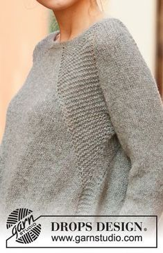 Stone Fields / DROPS – Kostenlose Strickanleitungen von DROPS Design We believe tattooing can be a method that has … Easy Knitting, Knitting Stitches, Knitting Designs, Knitting Patterns Free, Free Pattern, Crochet Pattern, Sweater Patterns, Finger Knitting, Knitting Tutorials