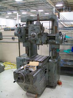 SIP MP-3K, Jig Borer, Jig Boring Machine, | eBay