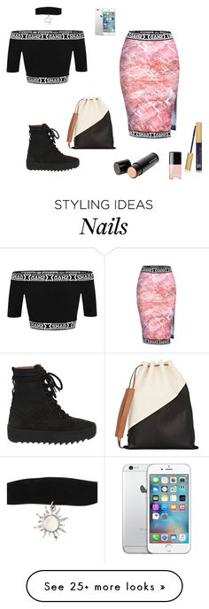 """Untitled #921"" by makeup-queen-anna on Polyvore featuring adidas, Marni, Beauty Is Life, Chanel and Estée Lauder"