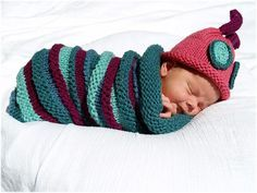 Baby Cocoon Knitting Pattern Ravelry