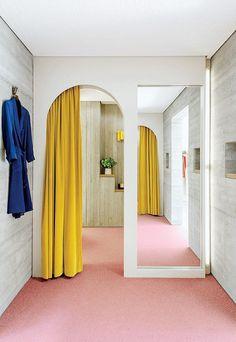 55 идей оформления арки в квартире своими рукам (фото) http://happymodern.ru/arka-v-kvartire-svoimi-rukam/ Вместо двери можно использовать яркую красивую штору