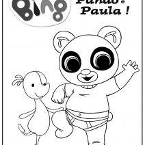 Pando E Paula Disegni Da Colorare Bing Stampa E Colora Disegni Da Colorare Disegni Bing