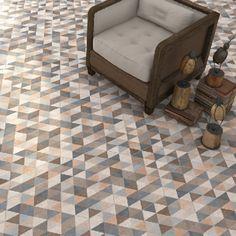 Vives Rift Hexagono Fingal 23 x cm Patchwork Hexagonal, Hexagon Tiles, Tiles R Us, Tiles Price, Italian Tiles, Room Interior Design, Ceiling Tiles, Floor Finishes, Retro Chic