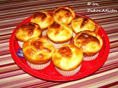 DukanAdictos en la cocina: Magdalenas by Ion *Repostería *Dukan