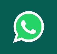 Logo Pdf, Whatsapp Logo, Dark Green Background, Logo Real, Black And White Logos, Instagram Logo, Green Backgrounds, Vector File, Ios