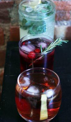 High Fashioned, Herbal Lemonade, and Rosebud Fizz Weed Recipes, Marijuana Recipes, Drinks Alcohol Recipes, Cocktail Recipes, Alcoholic Drinks, Drink Recipes, Beverages, Healthy Recipes, Plenty Cookbook