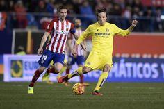 Atlético - Villareal