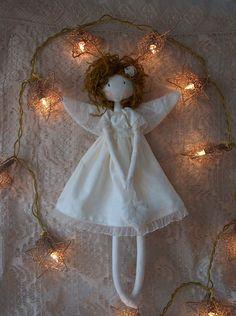 Vintage Angel Doll.